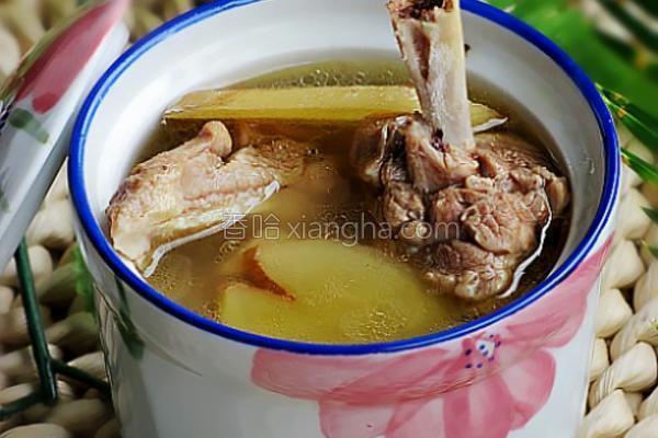 徽菜姜母鸭的做法