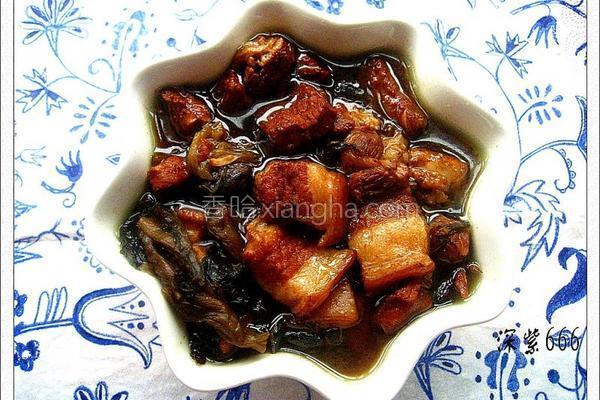 川东菜炖肉的做法