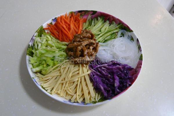 家常凉菜的做法