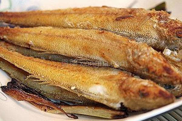 香煎沙钻鱼的做法