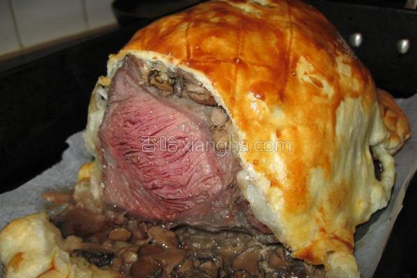 威灵顿烤牛肉的做法