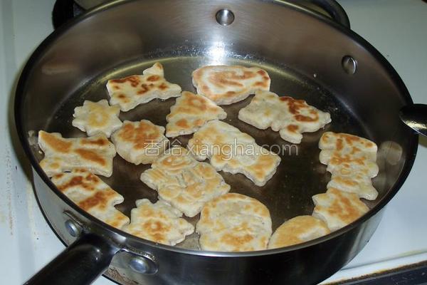 酥香仔饼的做法