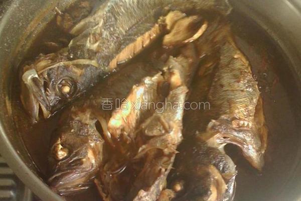 干锅黑鱼的做法