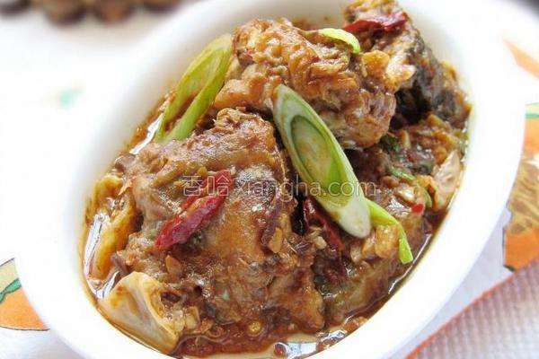 韩式泡菜烧鲜鱼的做法