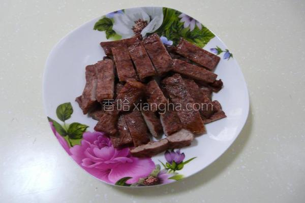 自制叉烧肉的做法