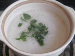 茉莉花薄荷糯米粥的做法图解4
