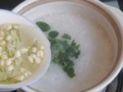 茉莉花薄荷糯米粥的做法图解5