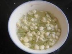 茉莉花薄荷糯米粥的做法图解3