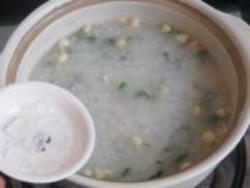茉莉花薄荷糯米粥的做法图解6