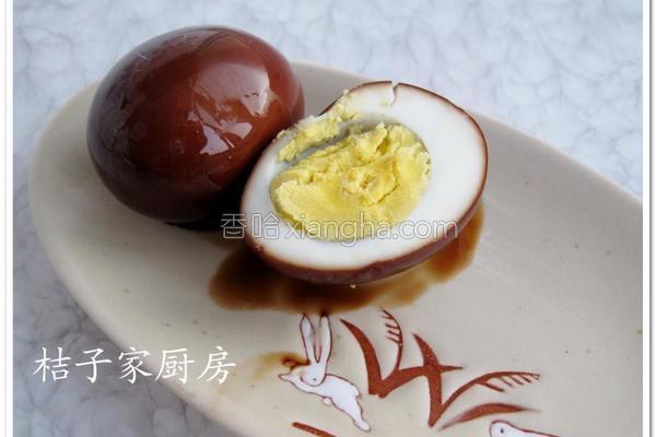 乡巴佬卤蛋的做法