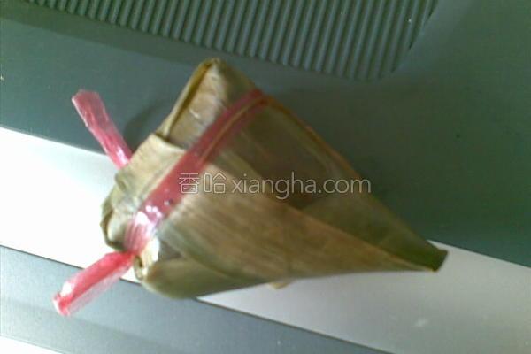包粽子详细做法的做法