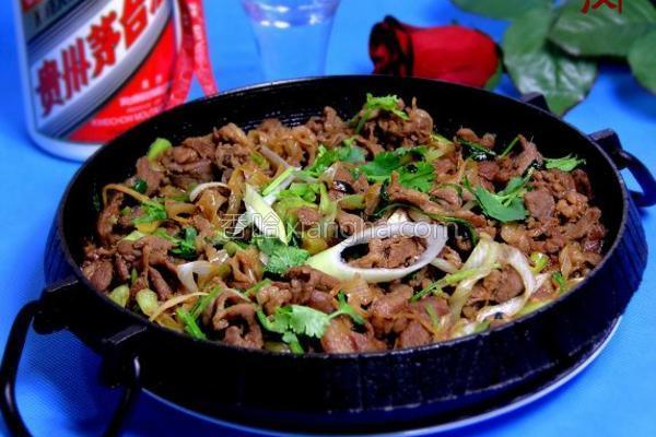 北京烤肉的做法