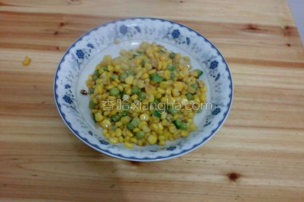 家常炒玉米的做法