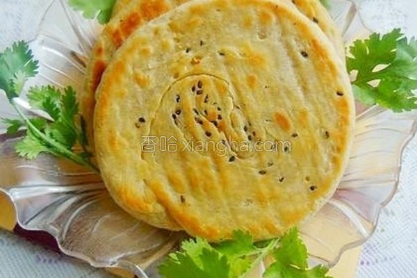 五香酥饼成品图
