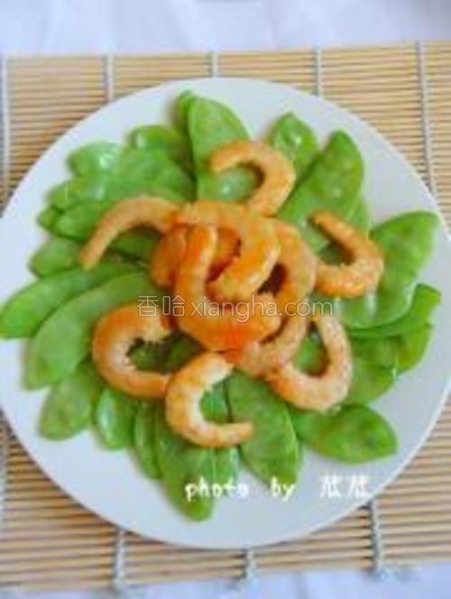 很清淡的菜,喜欢吃!