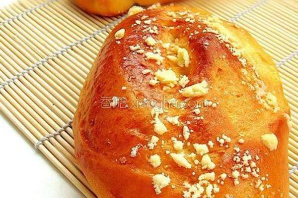 蜂蜜开心笑面包的做法