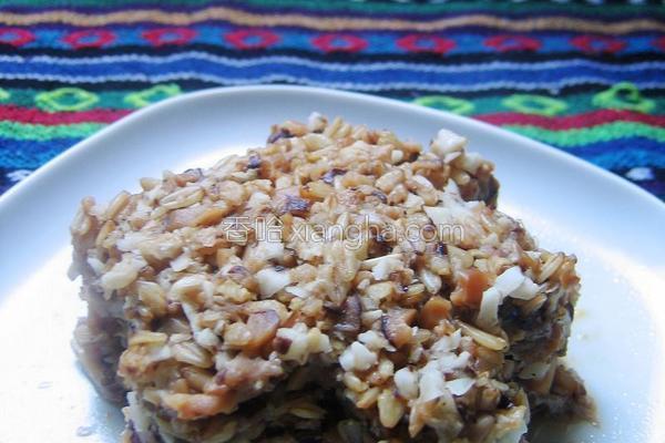 燕麦蒸肉饼的做法