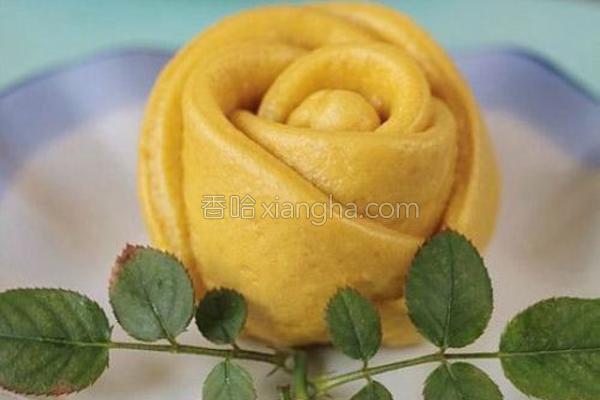 黄玫瑰的做法
