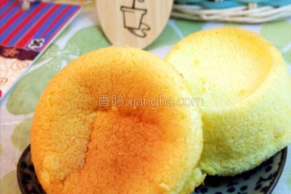 柠檬小蛋糕的做法