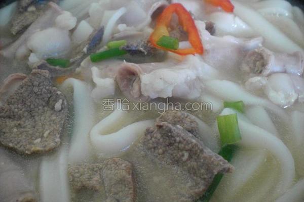 湛江粉汤的做法