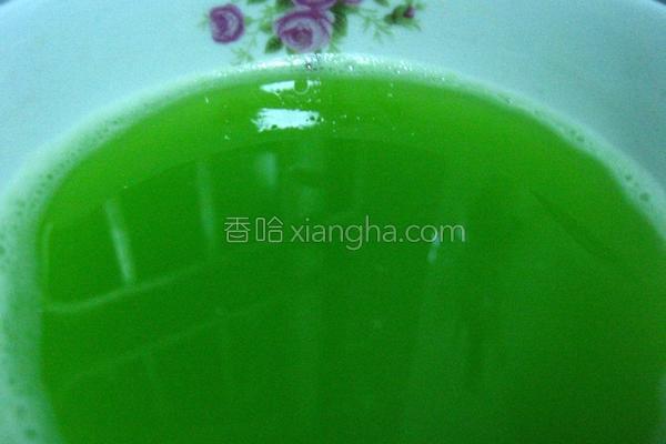 牛奶青瓜汁的做法