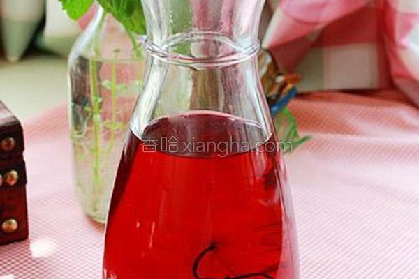 洛神金莲花茶的做法