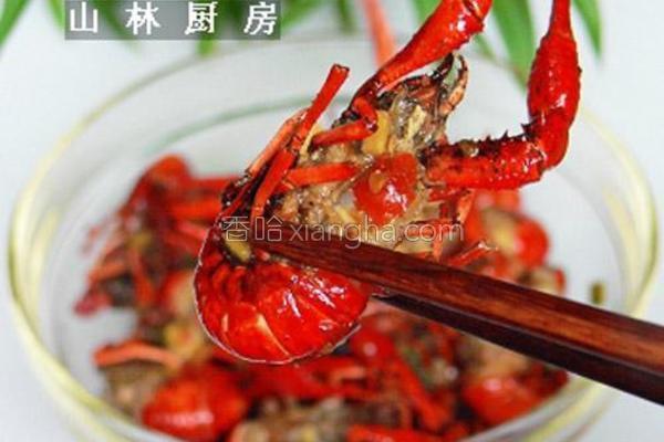 凉拌小龙虾的做法