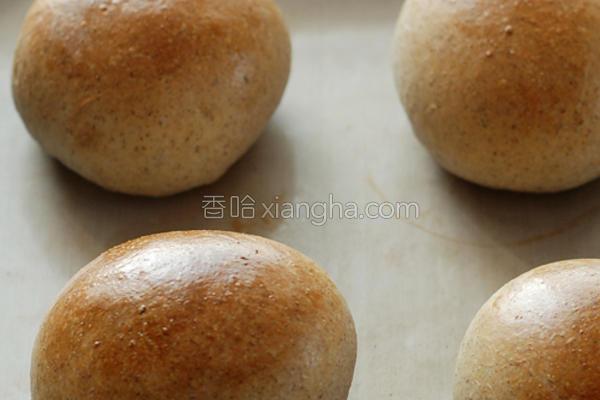 豆渣小面包的做法