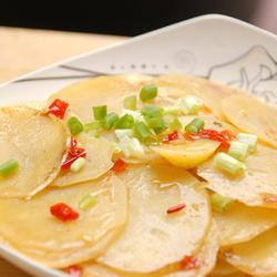 剁椒土豆片的做法[图]