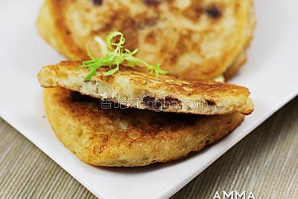 葡萄干小圆甜饼的做法