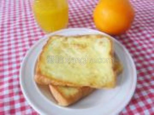 另一份营养早餐又做好了!
