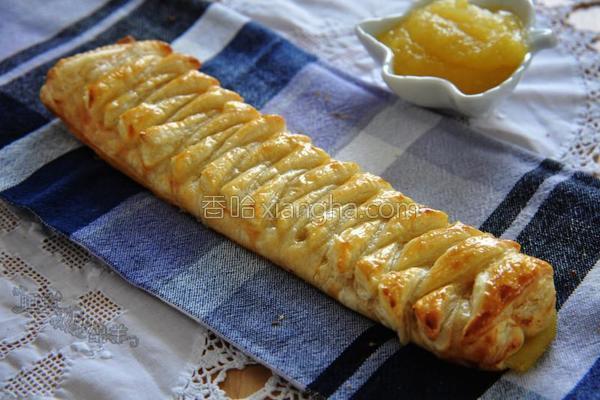 苹果酥的做法