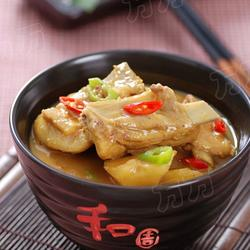 咖喱土豆炖排骨的做法[图]