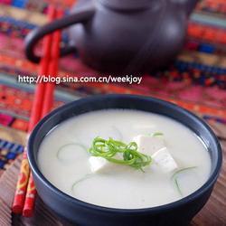 鲫鱼豆腐汤的做法[图]