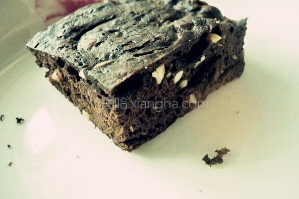 微波巧克力蛋糕的做法