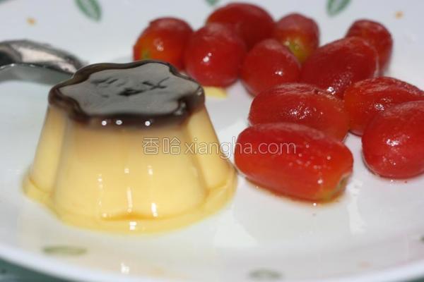 布丁蜜番茄的做法
