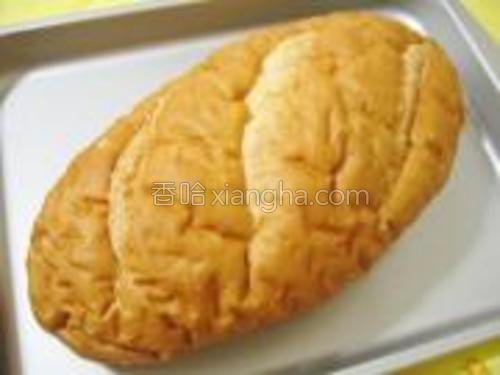 法国面包,我选择软一些的。硬的更好。