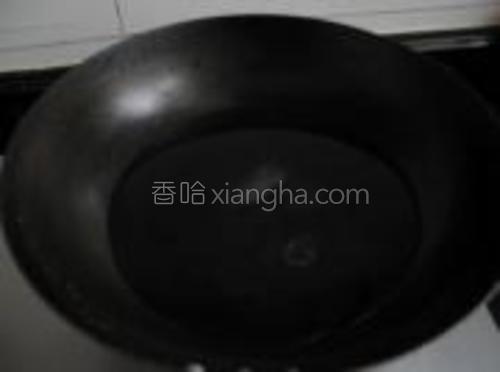 锅洗净,注入适量的清水。