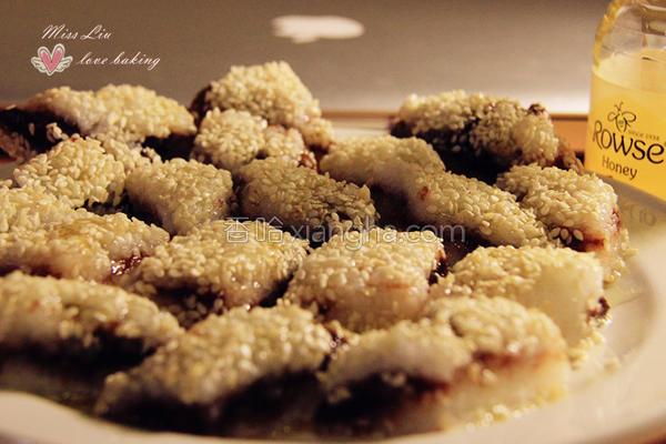 蜂蜜凉糕的做法