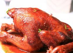 豆瓣酱烧鸡
