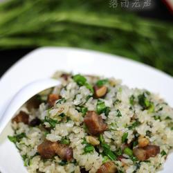 二月二炒芥菜饭的做法[图]