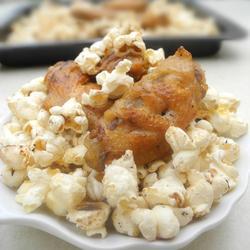 玉米爆鸡翅的做法[图]