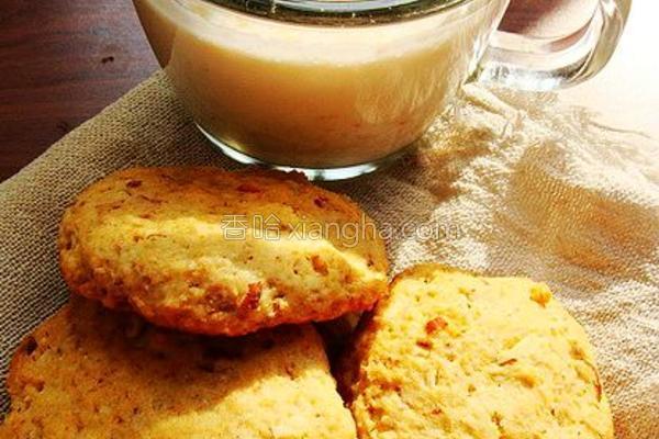 杏仁优酪乳小饼的做法
