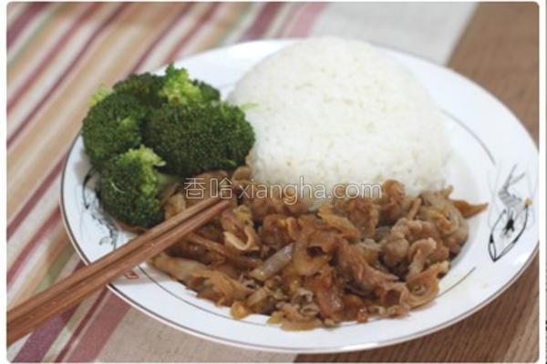 做法肥牛饭的做法_大全洋葱饭的食谱洋葱_洋中小学生课间餐肥牛图片