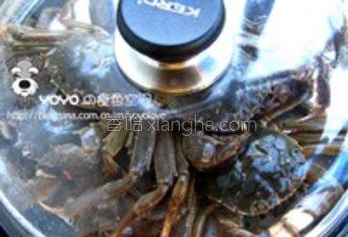 蒸做法的大全河蟹【图】_蒸做法的河蟹季节视鹅肉适合什么家常吃图片