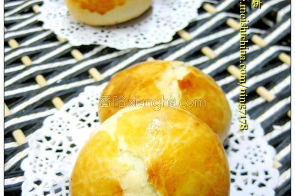 香酥红豆饼的做法
