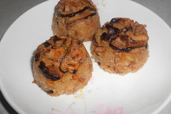 台南米糕的做法