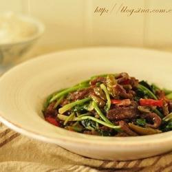 野山椒炒牛肉的做法[图]