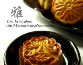 广式五仁饼