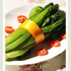腌小芥菜的做法[图]